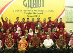 GIMM (Gerakan Indonesia Membaca-Menulis) Tingkat Nasional