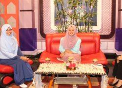 """""""YANG MUDA, YANG MENGINSPIRASI"""" Dalam Program Talk Show THE LADIES TVRI Sulawesi Tenggara"""