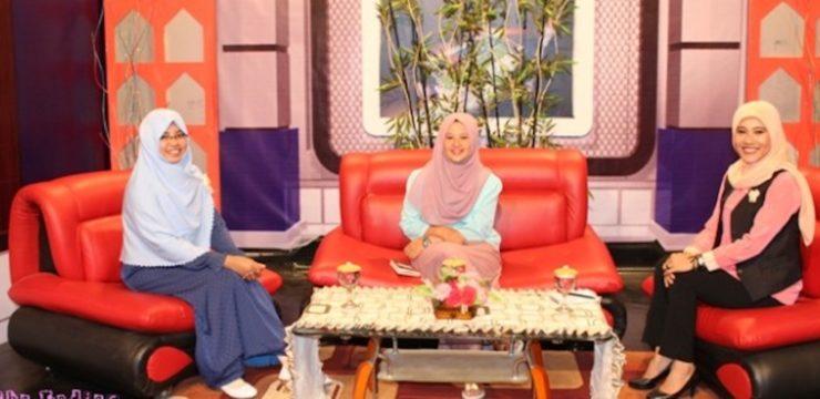 """""""YANG MUDA, YANG MENGINSPIRASI"""" Dalam Program Talk Show, THE LADIES TVRI, Sulawesi Tenggara"""